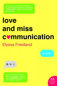 LoveandMissCommunicationCOVER
